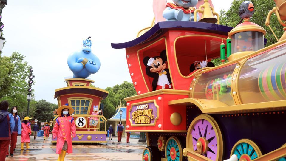 Shanghai Disneyland To Reopen
