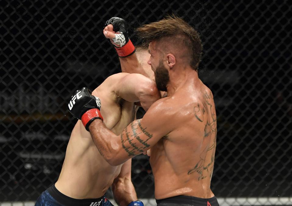UFC 249 Stephens v Kattar