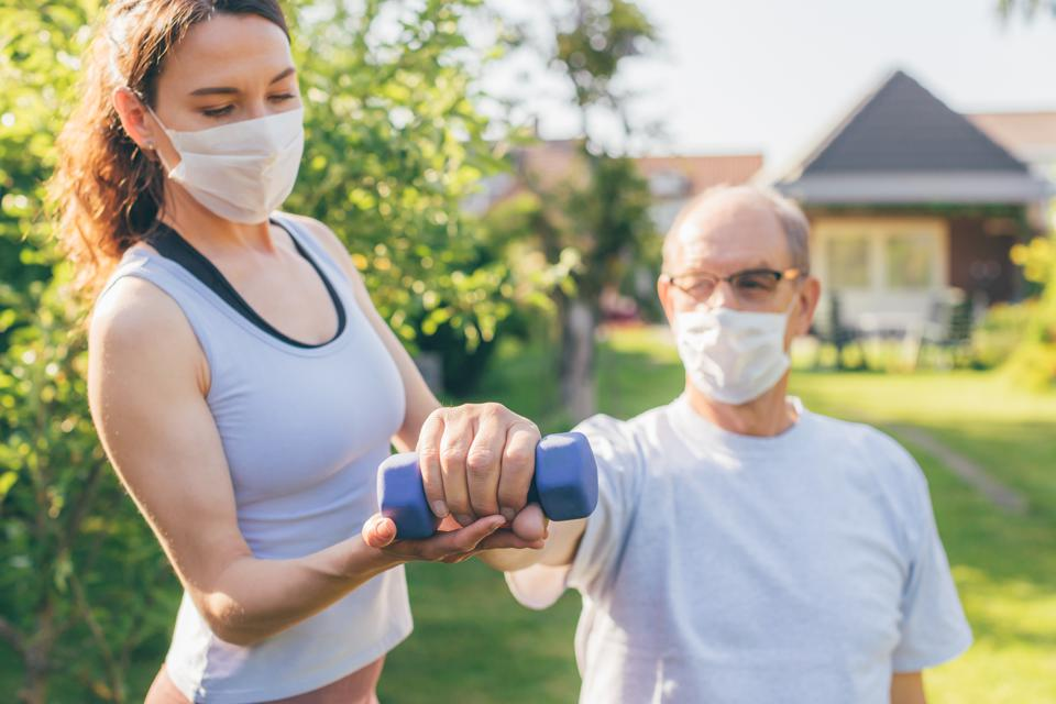 Home Care Aides Put Own Health At Risk