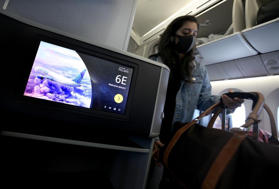Airlines Face Plummeting Revenues And Worried Passengers  coronavirus (COVID-19) pandemic