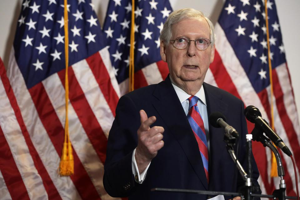 Stimulus checks, hazard pay, essential workers, unemployment, Heroes Act, Mitch McConnell