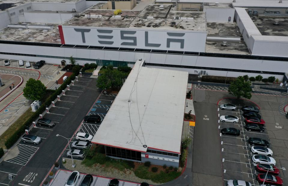 Elon Musk Opens Tesla's Fremont Plant, Ignoring State's Shelter In Place Orders