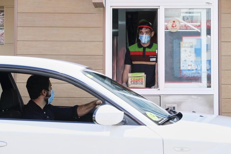 Burger King Designs A Safety Plan In Its Restaurants Against Coronavirus