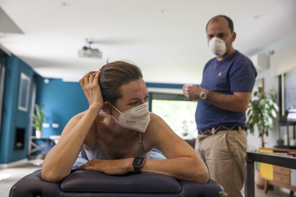 Spain's Phased Exit From Coronavirus Lockdown Varies By Region