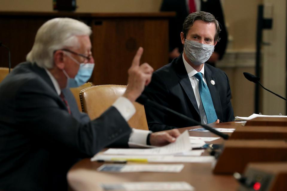 House Rules Committee Meets To Consider Remote Voting During The Coronavirus Pandemic