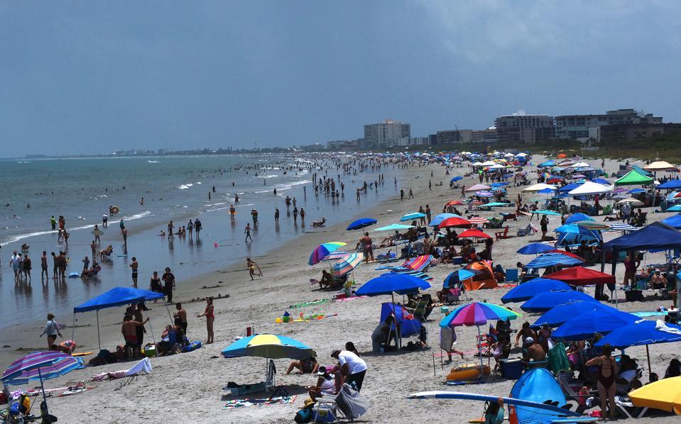Independence Day Celebration In Florida