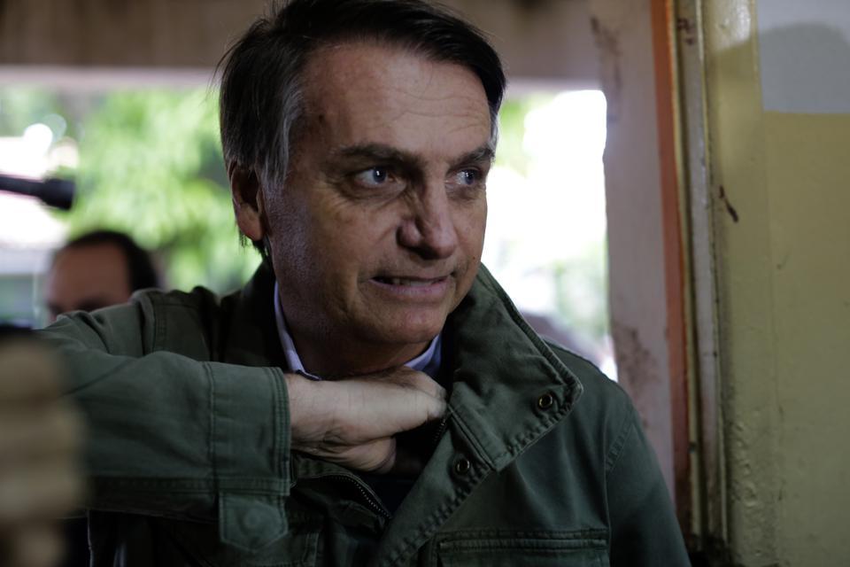 President of Brazil Jair Bolsonaro tests positive for COVID-19