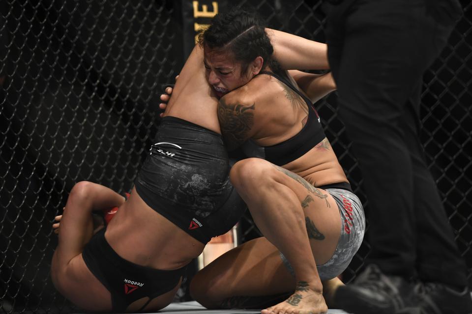 UFC Fight Night: Casey v Borella