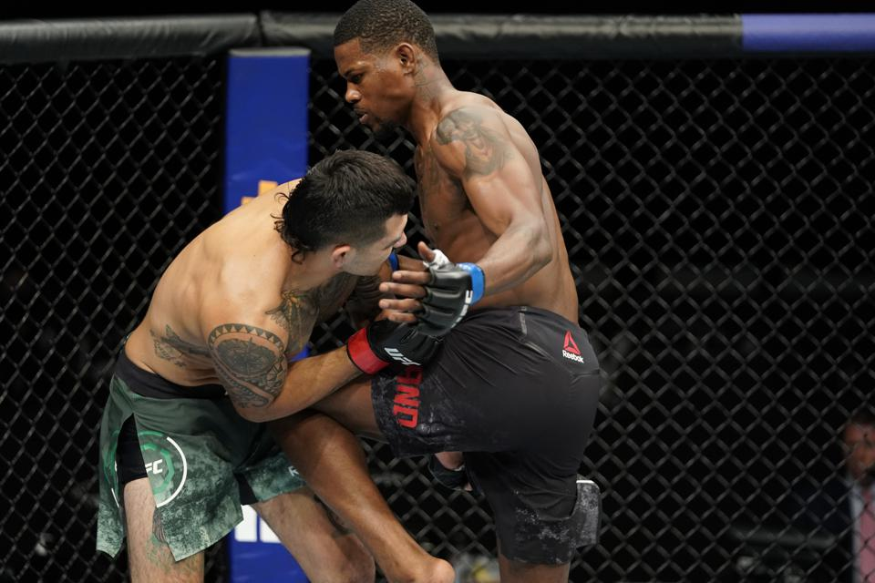UFC Fight Night: Hernandez v Holland