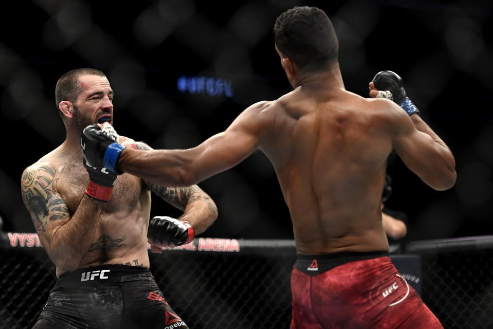 UFC Fight Night: Brown v Baeza