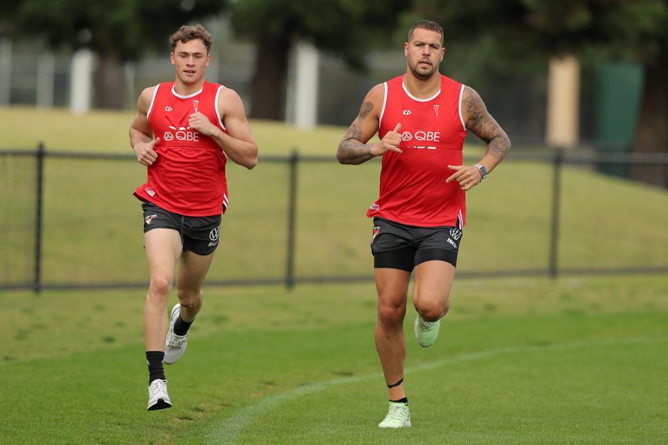 Sydney Swans Training Session & Media Opportunity