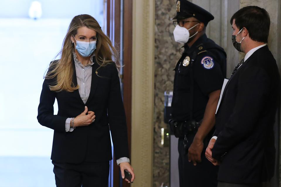 U.S. Senate Back In Session Amid COVID-19 Pandemic