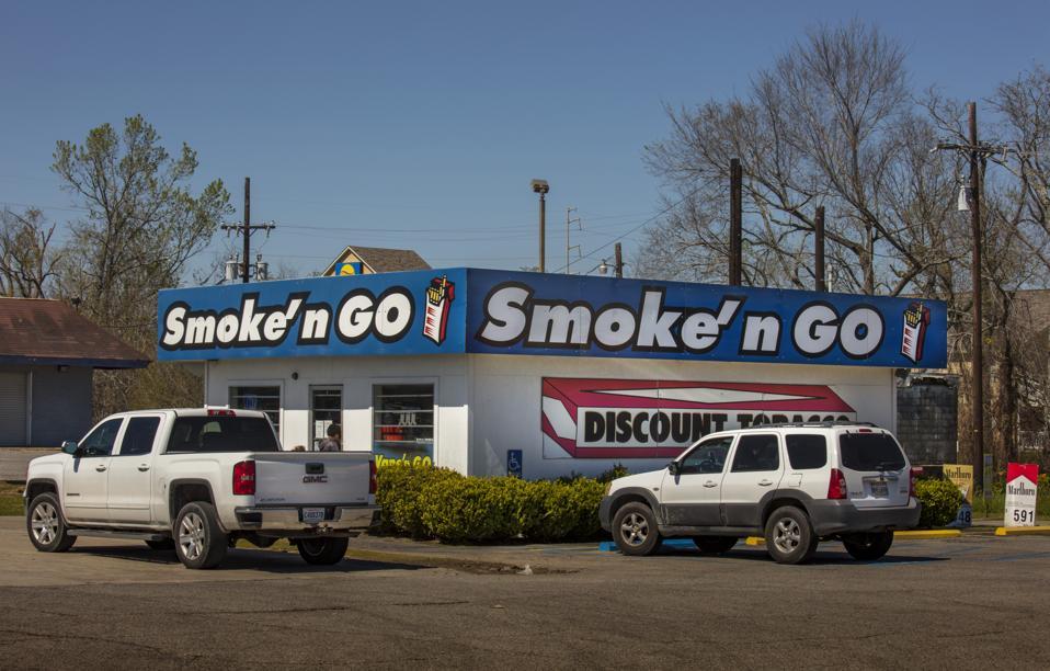 Discount Drive In Tobacco Store in Louisiana