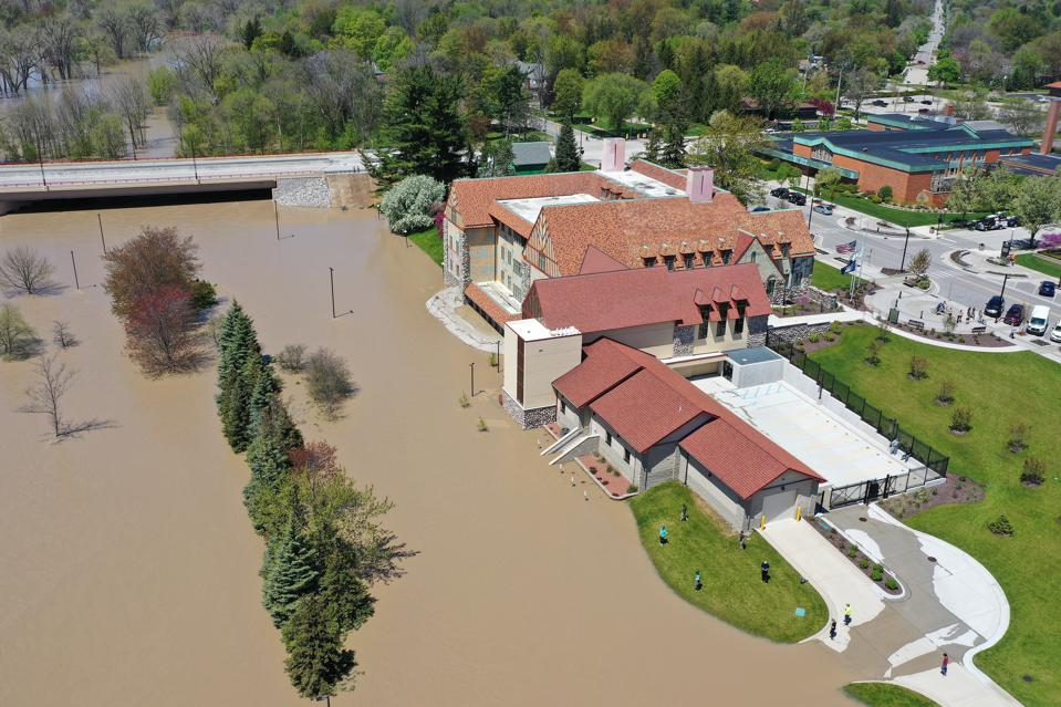 Details Behind Recent Michigan Flooding Could Fuel Future Weather AI Efforts