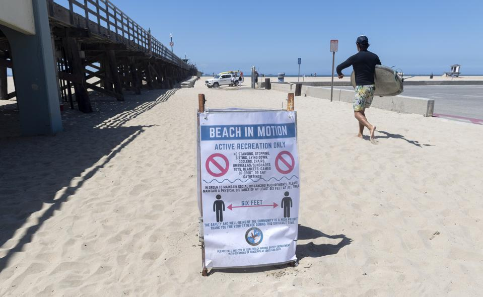 Seal Beach, CA expands access to the beach