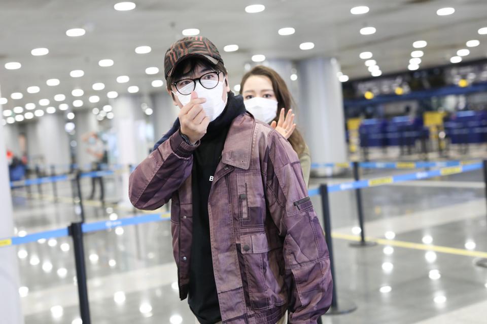 Lang Lang And Wife Sightings In Beijing