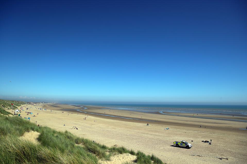 British sandy beaches