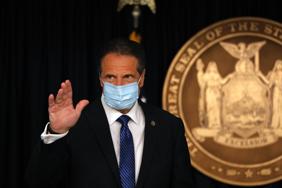 """We All Failed""— The Real Reason Behind NY Governor Andrew Cuomo's Surprising Confession"
