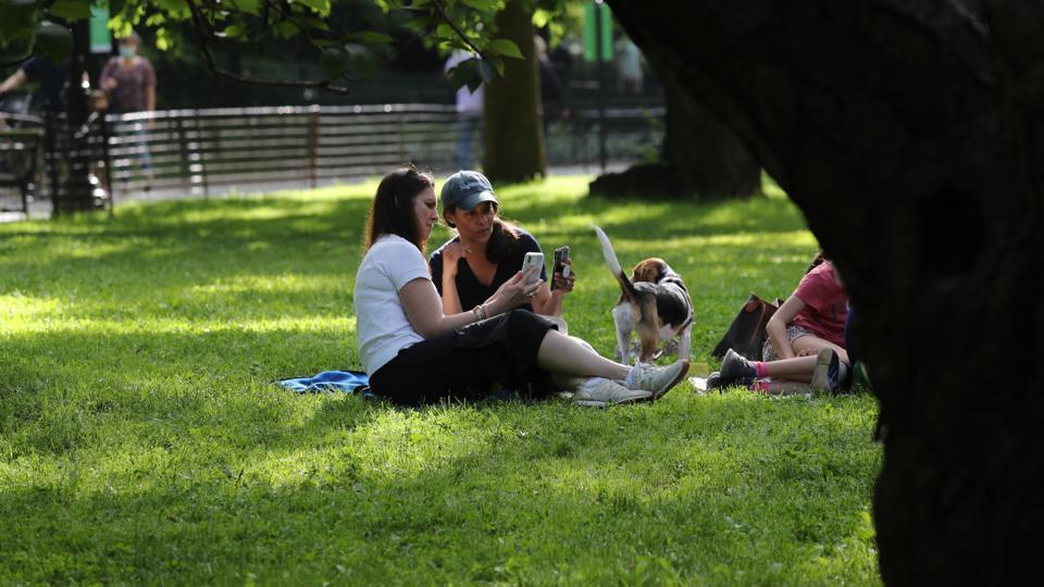 Vita quotidiana a New York City tra lo scoppio del coronavirus