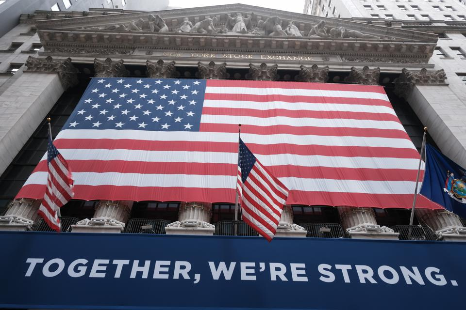 NY Stock Exchange Re-opens To Limited Number Of Traders