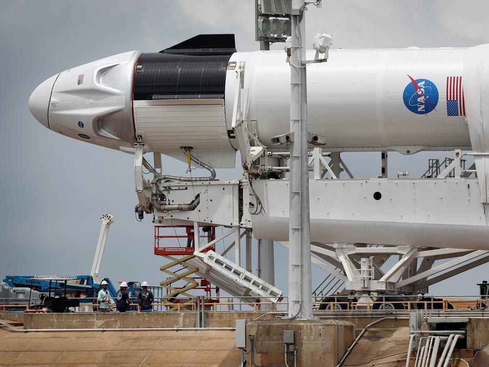 NASA Prepares For First Manned Space Launch Since 2011