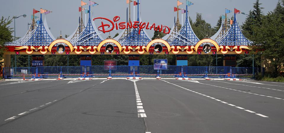 Disneyland Paris Remains Closed While France Eases Lockdown