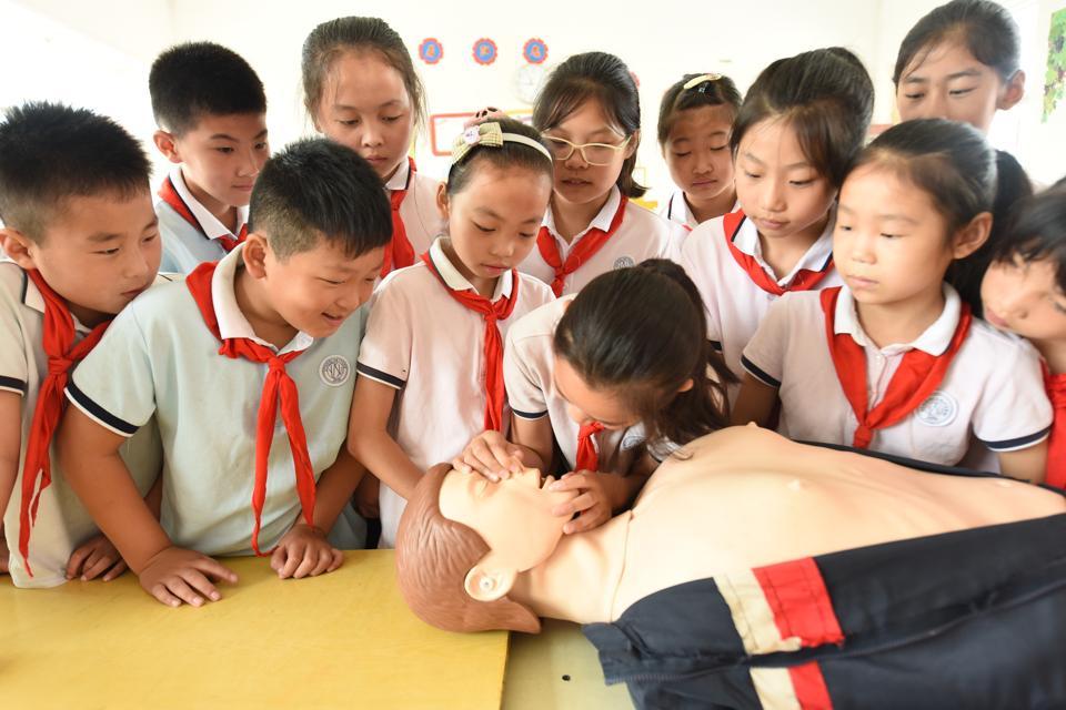 Pupil Summer Safety Training