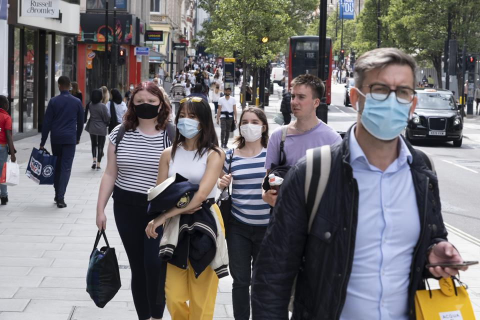 UK Face Masks: This Is Why Britain's Attitude Is Changing Fast