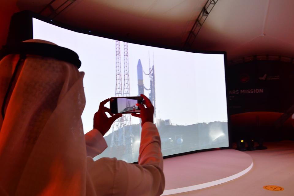 EAU-DUBAI-SCIENCE-SPACE-MARS