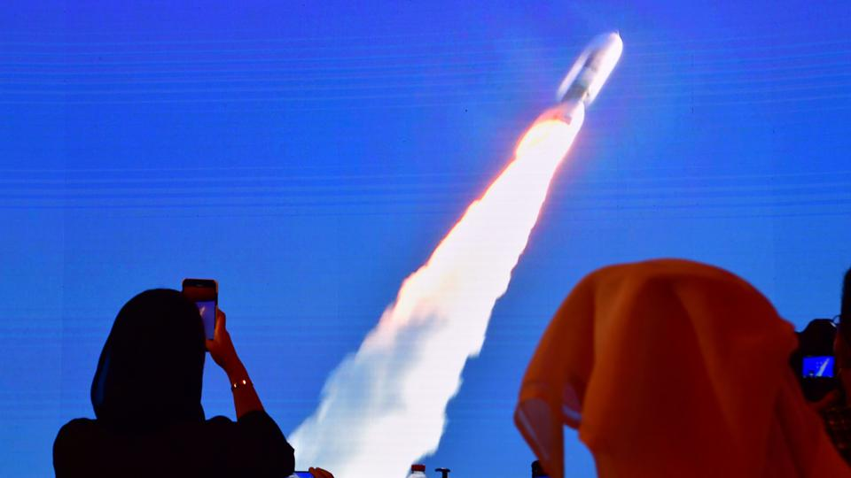 UAE-DUBAI-SCIENCE-SPACE-MARS