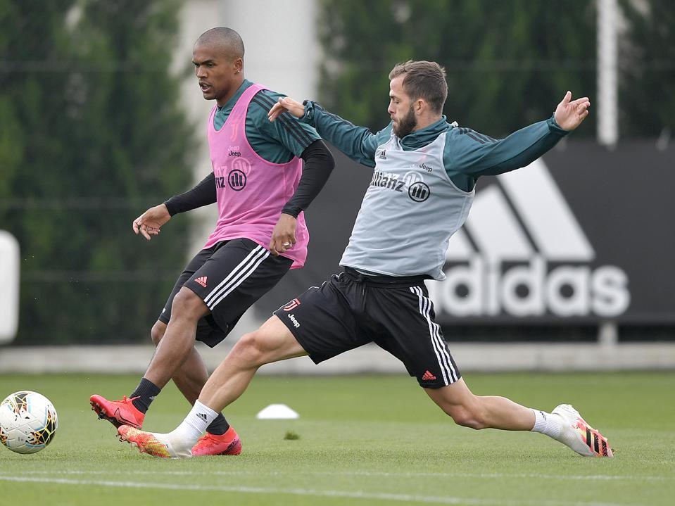 Juventus Training Session