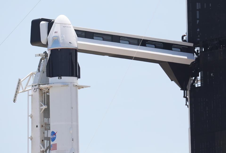 SpaceX on Crew Dragon