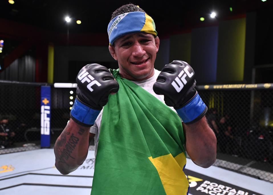 UFC Fight Night: Woodley v Burns
