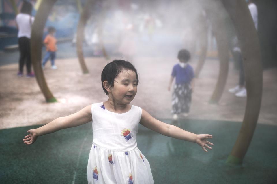 China Celebrates The International Children's Day After Coronavirus Outbreak