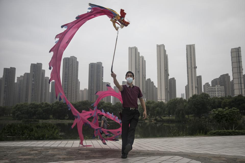 Daily Life In Wuhan After Coronavirus Outbreak