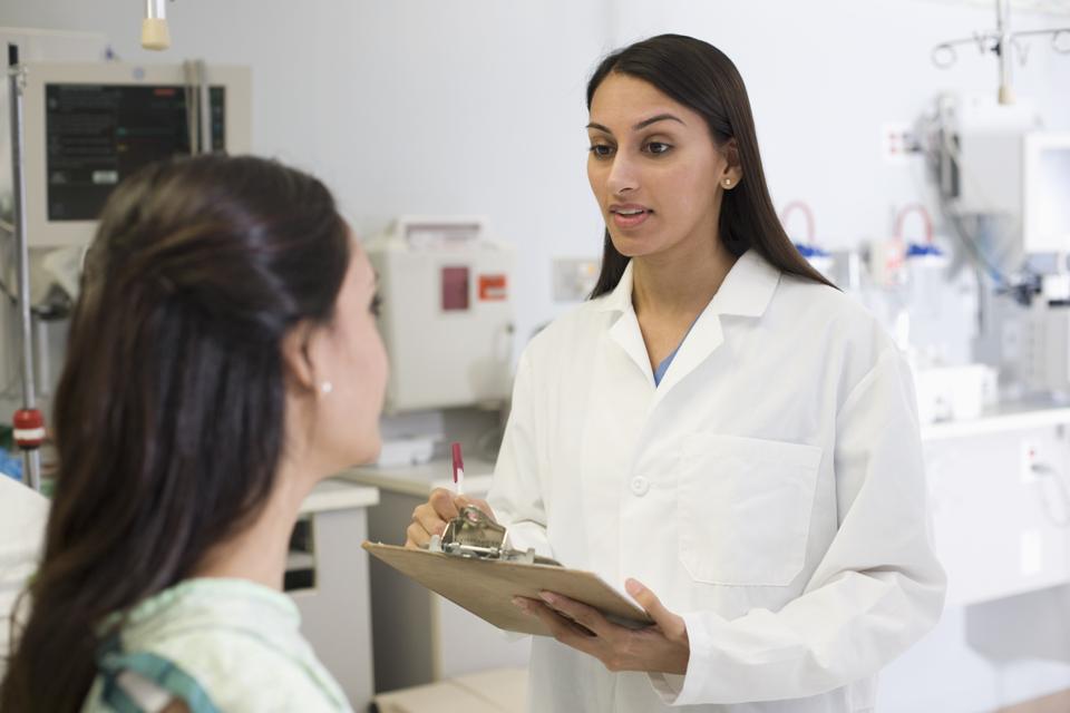 medical check-ups success
