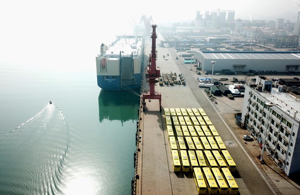 Lianyungang Port