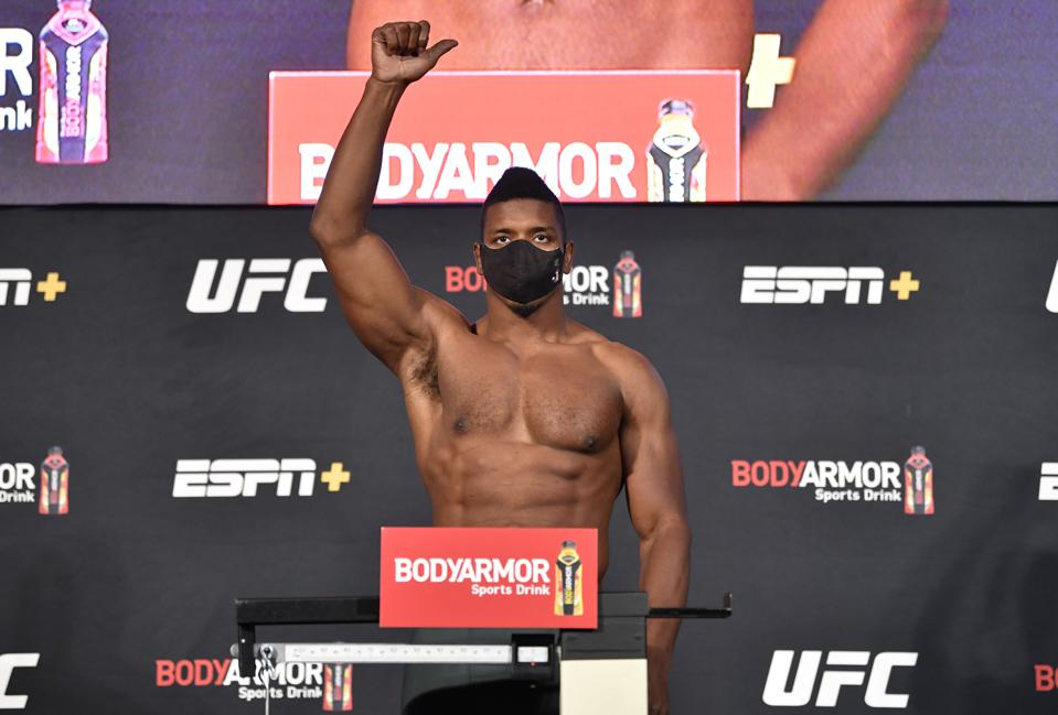 UFC Fight 250 Nunes v Spencer: Weigh-Ins
