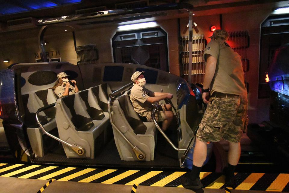 Universal Studios Theme Parks Reopen Following Being Closed Due to COVID-19