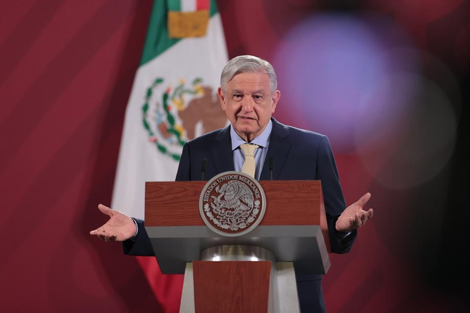 Lopez Obrador Morning Briefing