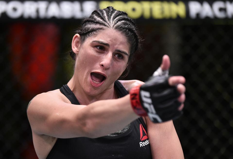UFC Fight Night: Avila v Mazany