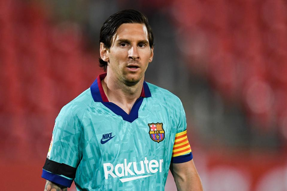 A Half Pace Lionel Messi Is Better Than Ever In Barcelona And La Liga S New Normal