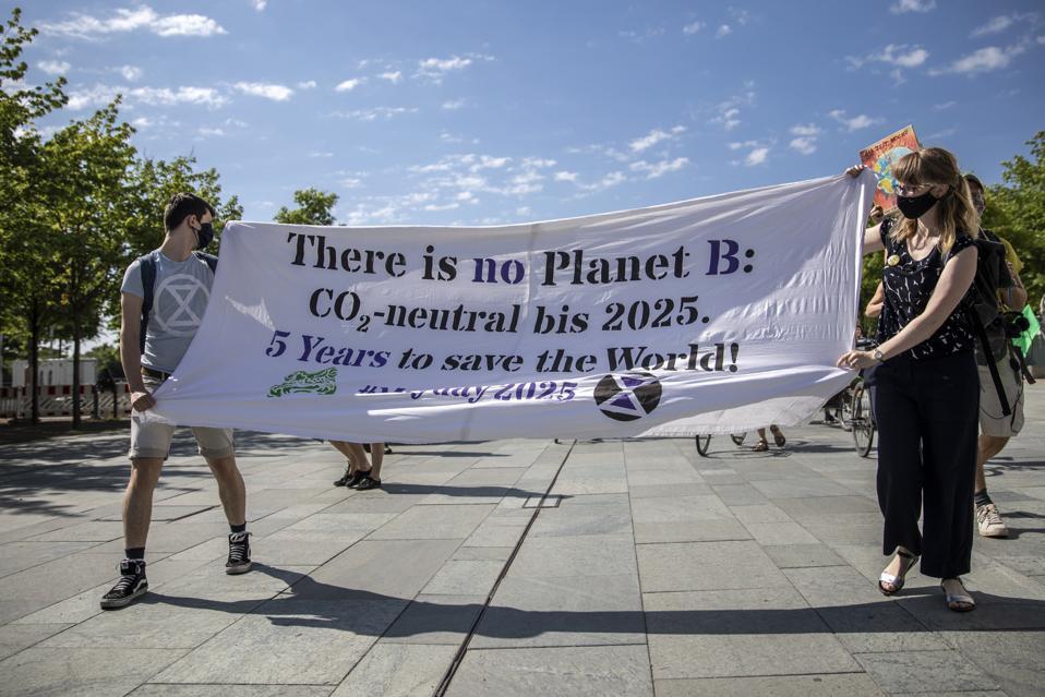 Extinction Rebellion Launches Summer Protest Campaign