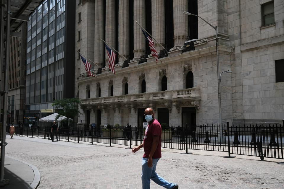 New York City Slowly Re-Opens As Markets Gain Optimism