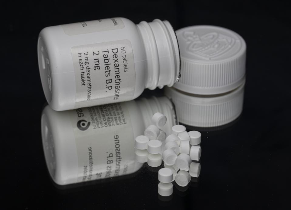 Dexamethasone Is Announced As Life-saving Coronavirus Drug