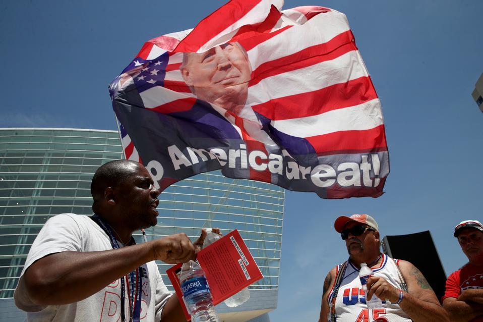 Tulsa, Oklahoma Prepares To Host Trump Rally On Saturday