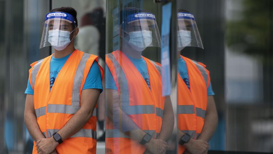Coronavirus Lockdown Eases In Wales