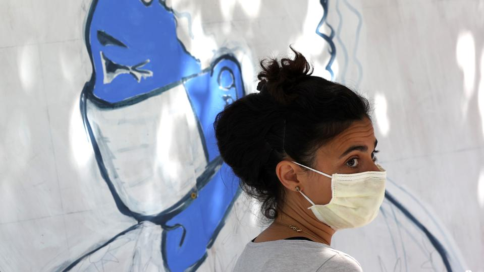 Doctors In San Francisco Paint A Mural Celebrating Medical Workers On Frontlines Of Pandemic