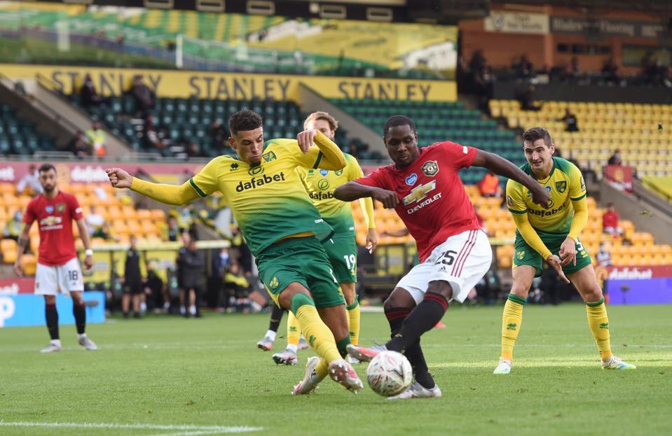 Norwich City v Manchester United - FA Cup: Quarter Final