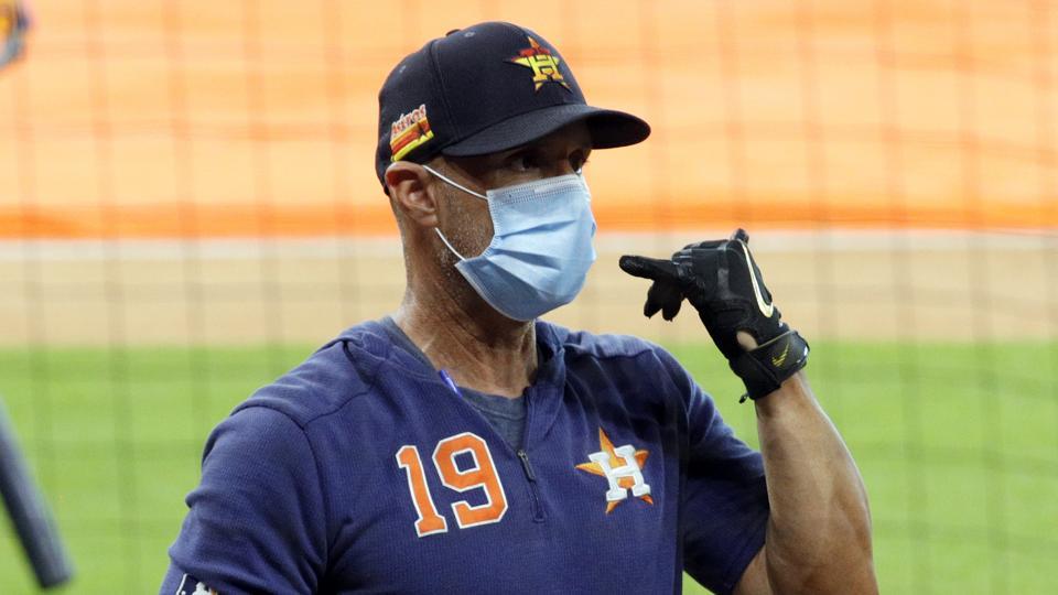 Houston Astros Summer Workouts